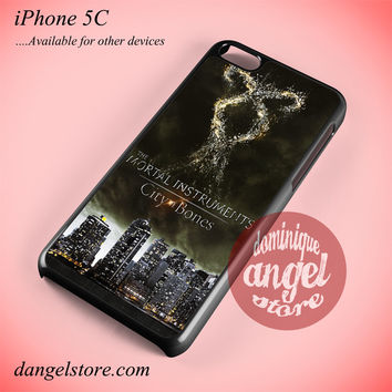 The Mortal Instruments City Of Bones Phone case for iPhone 5C and another iPhone devices