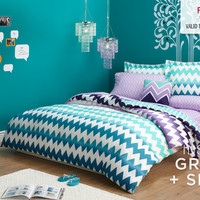 Chevron - Girls Rooms - Aeropostale