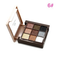 2016 New Arrival  Professional 9 Color  Eyeshadow Palette