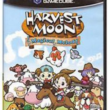 Harvest Moon: Magic Melody for the Gamecube (Disc Only!)