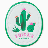 ashe place fridas garden sticker