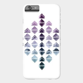 Triangles Watercolors Phone Case By VanessaGF Design By Humans