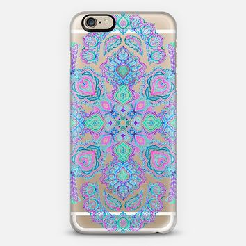 Boho Intense in Pink & Purple iPhone 6 case by Micklyn Le Feuvre   Casetify