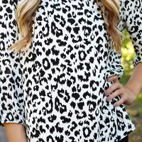 Little White Lies Blouse