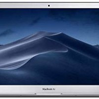 Apple MacBook Air (13-Inch, 2.2GHz Dual-Core Intel Core i7, 8GB RAM, 128GB SSD) - Silver