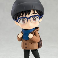 Yuri Katsuki Casual Version - Nendoroid - Yuri!!! on Ice (Pre-order)