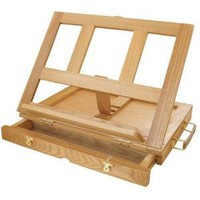The Marquis Artists Desk Easel by Art Alternatives