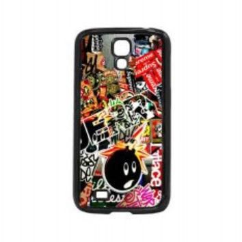 Sticker Bomb Supreme and illest for samsung galaxy s4 case