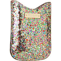Kate Spade New York Glitter Phone Sleeve