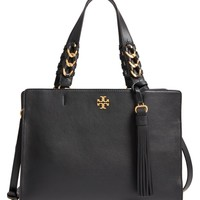 Tory Burch Austin Leather Satchel | Nordstrom