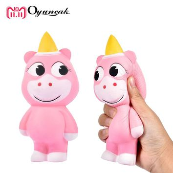 Oyuncak Antistress Gags Practical Jokes Unicorn Human Fun Anti-stress Novelty Squeeze Popular Toys Entertainment Squishe Squeeze