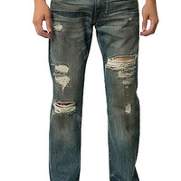 ST GUY WASHED DENIM IN LIGHT WASH