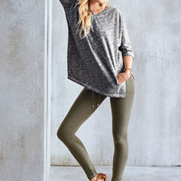 The Everywhere Foldover Legging - Victoria's Secret
