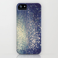 All That Glitters iPhone & iPod Case by Christine Hall