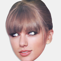 Taylor Swift Mask