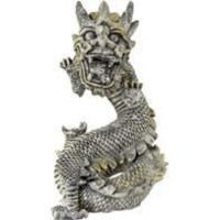 Bio Bubble Pets Llc - Stone Dragon Aquarium Ornament