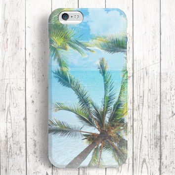 iPhone 6 Case, iPhone 6 Plus Case, iPhone 5S Case, iPhone 5 Case, iPhone 5C Case, iPhone 4S Case, iPhone 4 Case - Tropical Beach