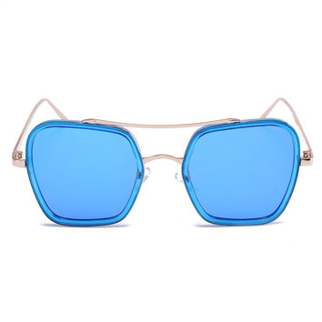 Fashion Stylish Star Sunglasses [6048334337]