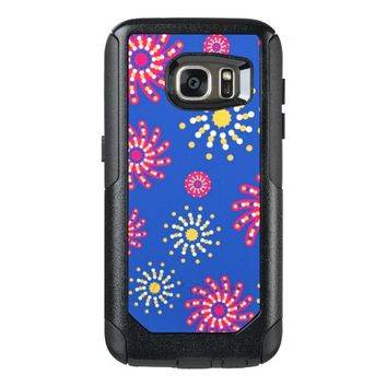 cute floral pattern OtterBox samsung galaxy s7 case