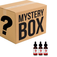 Mystery Assortment 3-Pack of 30ml E-Juice