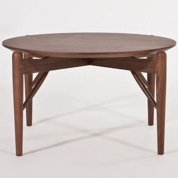 Scaffold Round Coffee Table