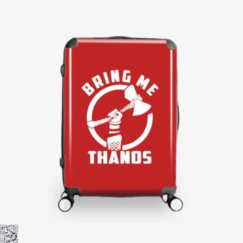 Bring Me Thanos, Avengers Infinity War Suitcase