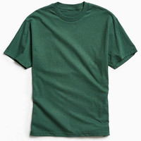 Alstyle Solid Tee   Urban Outfitters