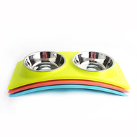 Stainless Steel Pets Stainless 2 In 1 [6380986054]