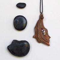 Metamorphosis Pendant Natural New Age Jewelry