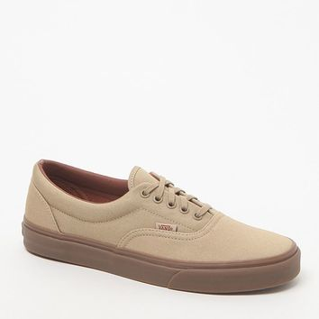 Vans Era Gumsole Shoes - Mens Shoes - Tan