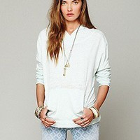 Free People  Super Soft Washed Hoodie at Free People Clothing Boutique