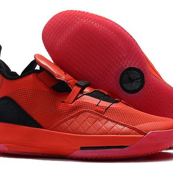 Air Jordan 33 XXXIII - All Red