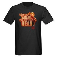 Walking Dead Daryl Dixon T-Shirt> Walking Dead Daryl Dixon> The Walking Dead T-Shirts from Gold Label