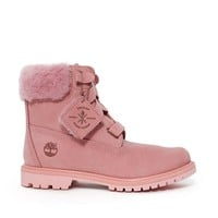 MEN'S WATERBUCK CONVENIENCE BOOTS - PINK by Opening Ceremony