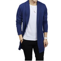 Men's Oversize Casual Cardigan