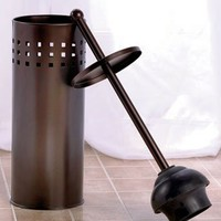 Toilet Plunger-Oil Rubbed Bronze