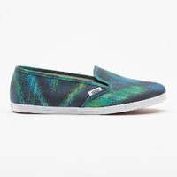Product: Watercolor Slip-On Lo Pro