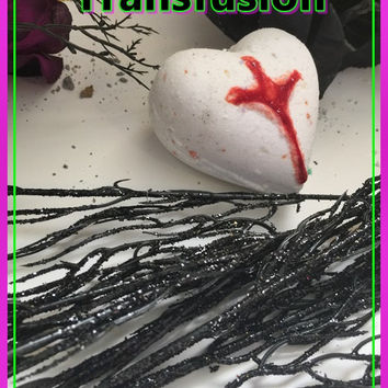 Transfusion Cotton Candy Bath Bomb