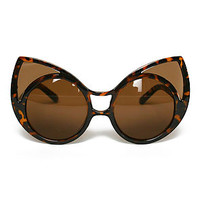 The Felina Sunglasses (Tortoise)