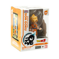 Tamashii Buddies Dragon Ball Z Super Saiyan Son Goku Action Figure