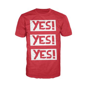 Daniel Bryan Yes!  Wrestling T-Shirt