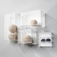 Nomess Show All Clear Acrylic Box