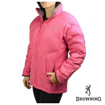 Browning Womens Mystique Jacket - Pink
