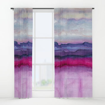 A 0 24 Window Curtains by Marco Gonzalez