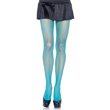 Gotta Have It Nylon Fishnet Mesh Tights Stockings Hosiery - 8 Colors Available
