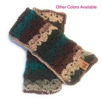 Lacy Fingerless Texting Gloves