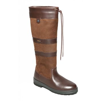 Women's Galway Boot in Walnut by Dubarry of Ireland