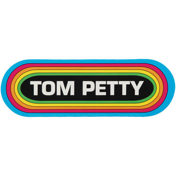 Tom Petty - Sticker