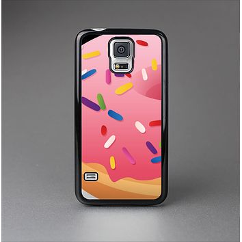 The Sprinkled 3d Donut Skin-Sert Case for the Samsung Galaxy S5