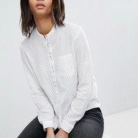 Esprit Spot Shirt at asos.com